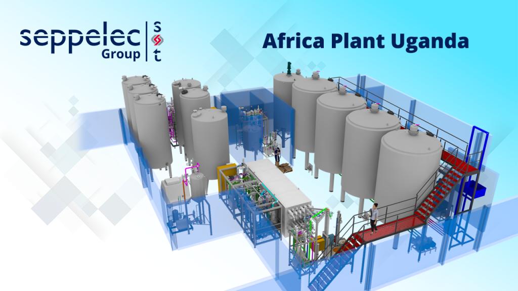 Seppelec Beverage Plant Uganda