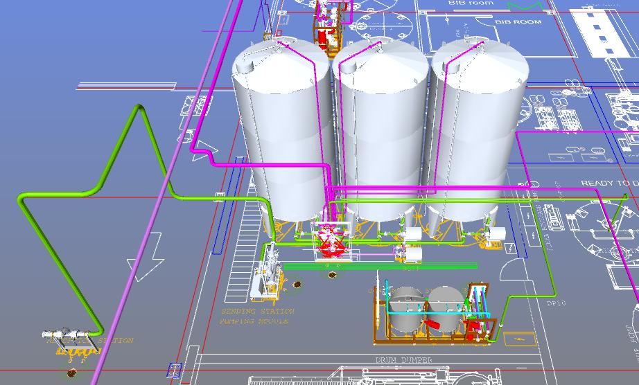 Seppelec Mixing Tanks