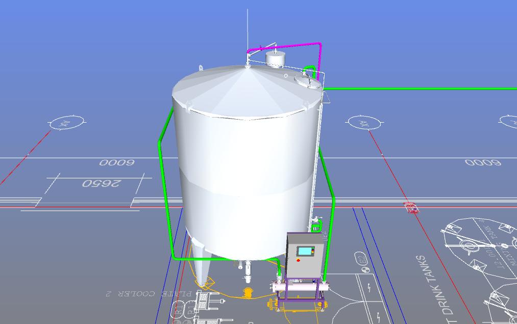Seppelec Storage Tank