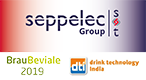 Seppelec Group-Van Der Molen confirms its attendance at two of the main trade fairs in the beverage sector: BrauBeviale and Drink technology India